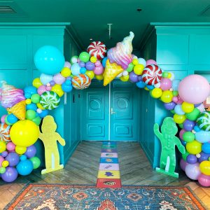 Candyland Arch